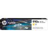 990X PageWide Cartridge, Yellow High Yield (M0J97AN)