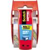 """3850 Heavy-Duty Packaging Tape in Sure Start Disp. 1.88"""" x 22.2yds, Clear"""