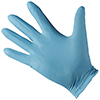 Powder-Free Exam Gloves, Nitrile, Small, 100/BX