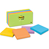 Original Pads in Jaipur Colors, 3 x 3, 100-Sheet, 14/PK