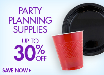 Save on Party Planning