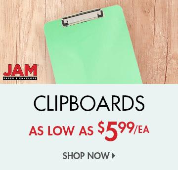 Shop Clipboards