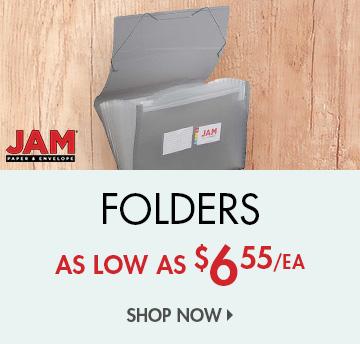 Shop Folders