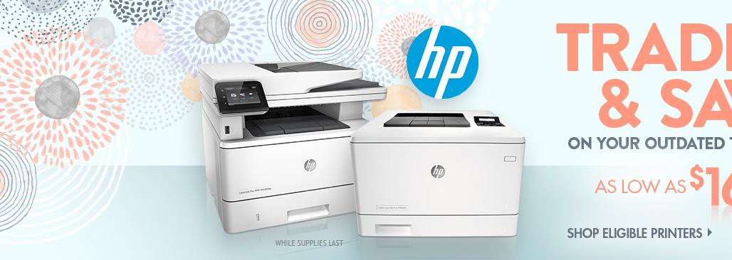 Save on HP Printers