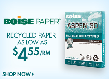 Save on Boise Paper