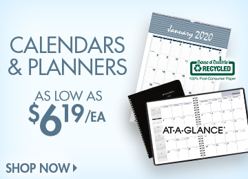 Save on Calendars & Planning Supplies