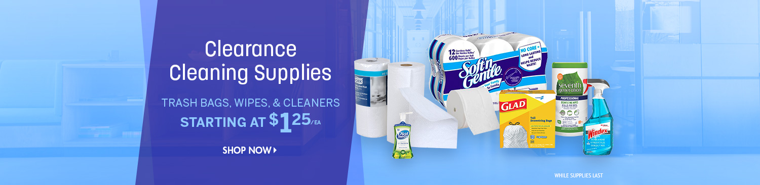 Save on Facilities Maintenance Clearance Items