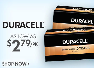 Save on Duracell