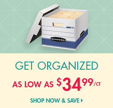 Save on Storage