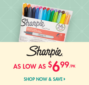 Save on Sharpie