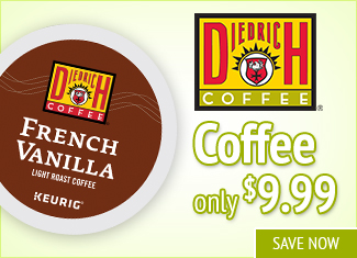 Save on Diedrich Coffee