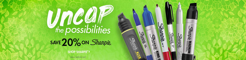 Save on Sharpie