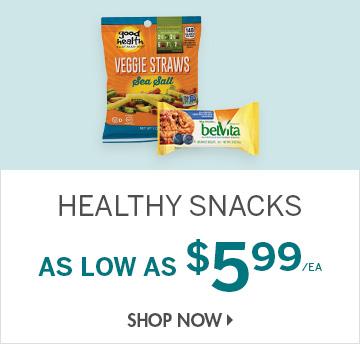 Shop Healthy Snacks