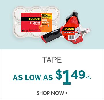 Shop Tape