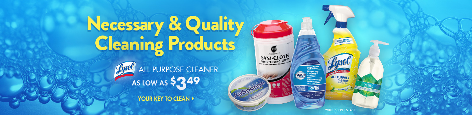 Save on Facilities Products