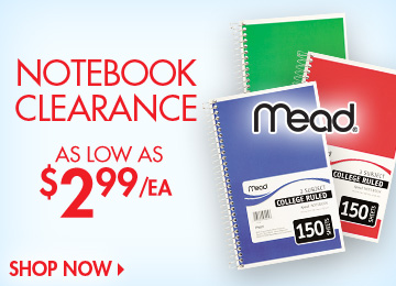 Save on Notebooks