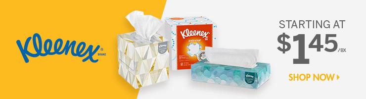 Shop Kleenex
