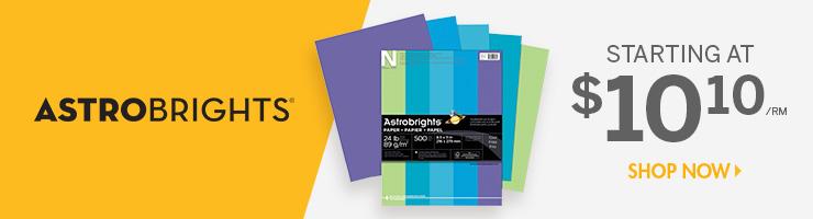 Shop Astrobrights Paper