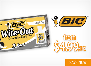Save on Bic Products