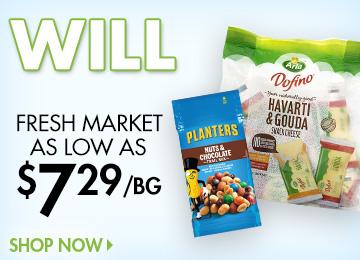 Save on Fresh Market