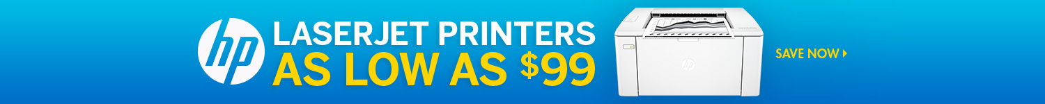 Save on HP Laserjets
