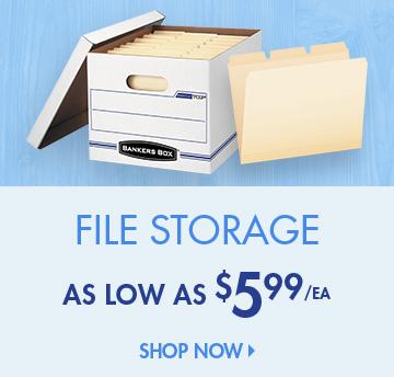 Save on File Storage