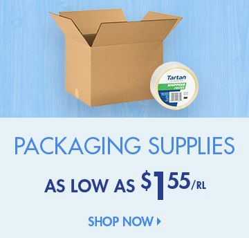 Save on Packaging