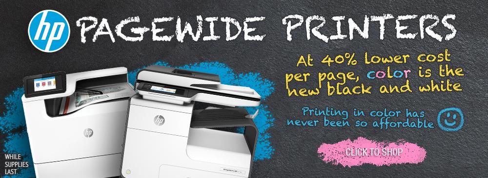 Shop HP PageWide Printers