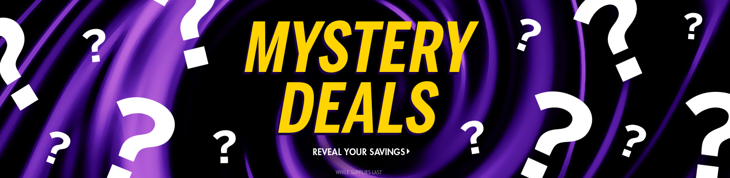 Save on Mystery Deals