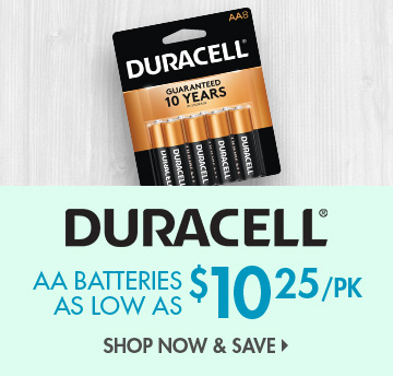 Shop Duracell
