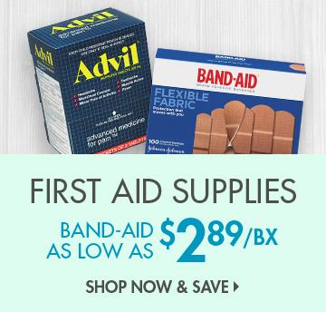 Shop First Aid