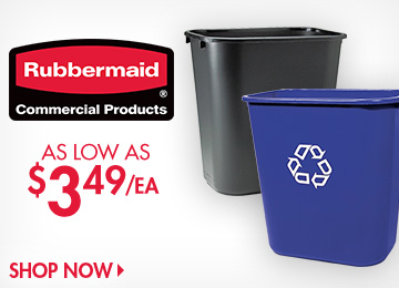 Save on Rubbermaid