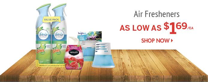 Shop Air Fresheners