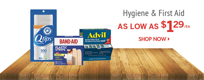 Shop Hygiene & First Aid