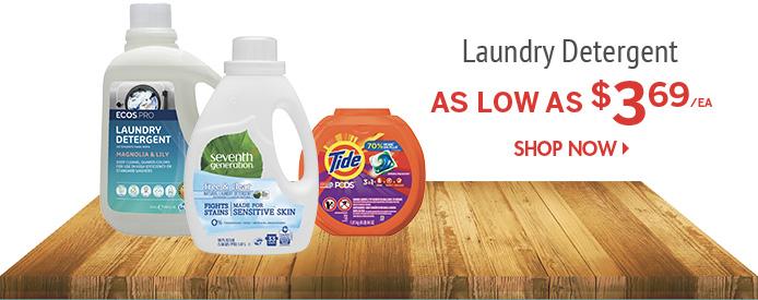 Shop Laundry Detergent