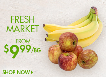 Save on Fresh Market Products