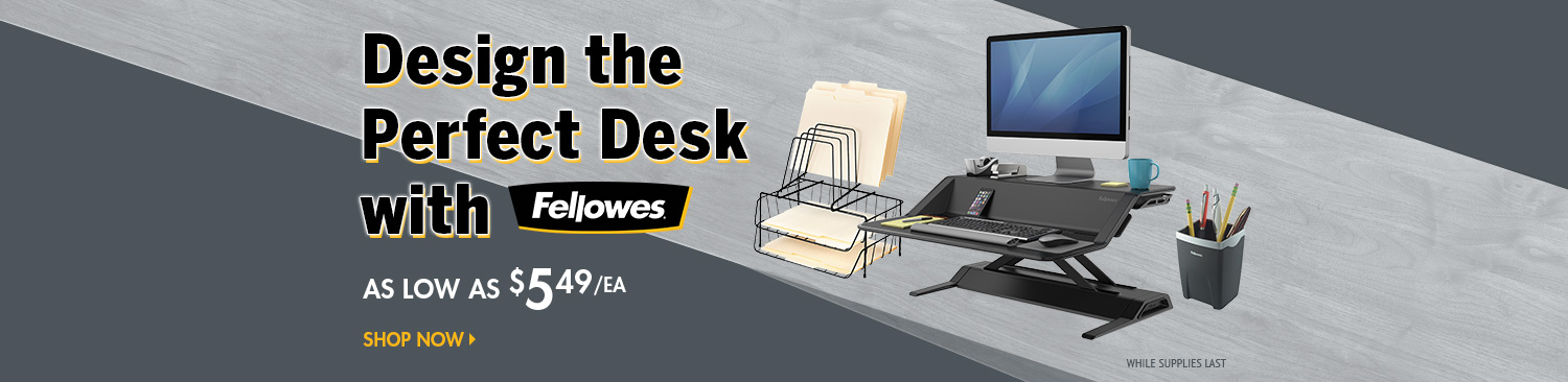 Save on Fellowes