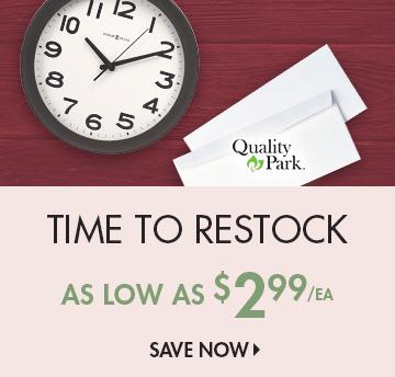 Save on Mailing & Clocks