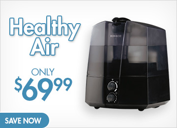 Save on Humidifiers