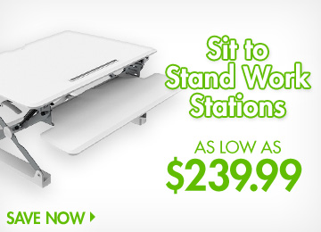 Save on Sit To Stand Desks