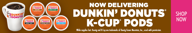 Shop Dunkin K-cups