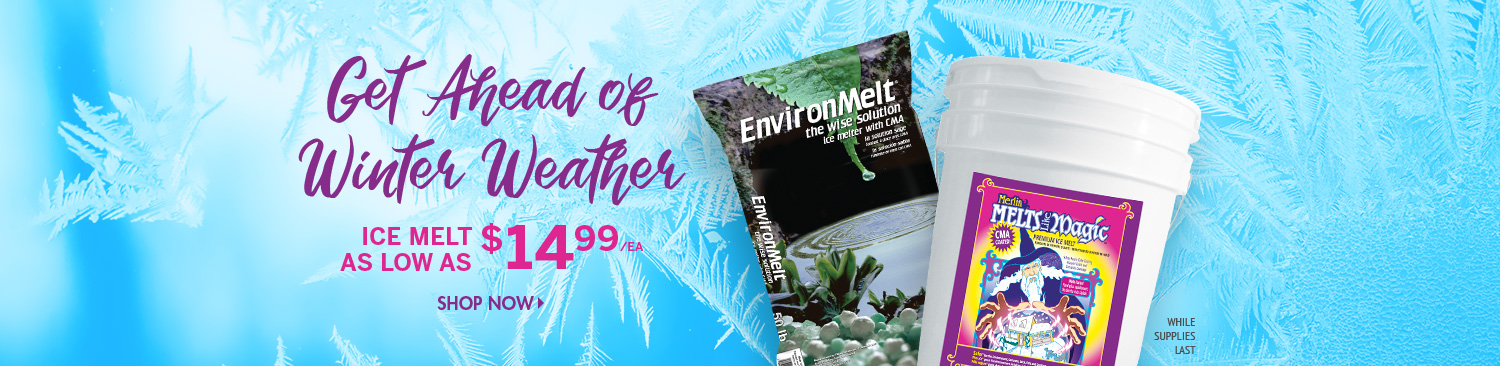 Save on Ice Melt