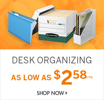 Shop Desk Cleaning & Organizing