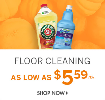 Shop Floor Cleaning