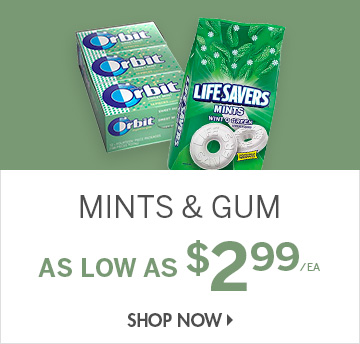 Shop Mints & Gum