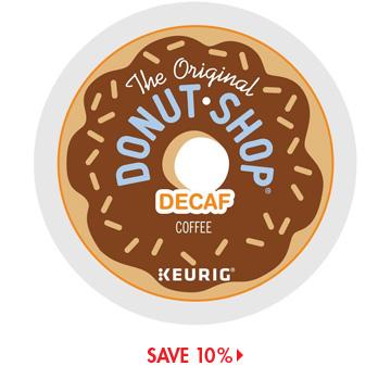 Shop Donut Shop K-Cups