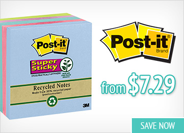Save on Post-Its
