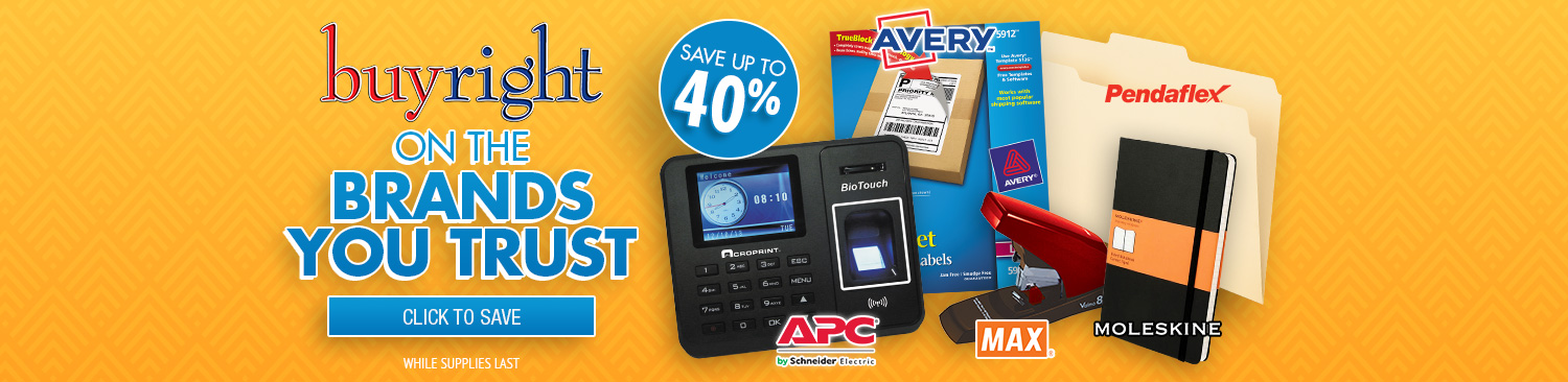 Save on Avery Products