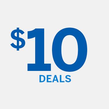 Shop 10 Dollar Deals
