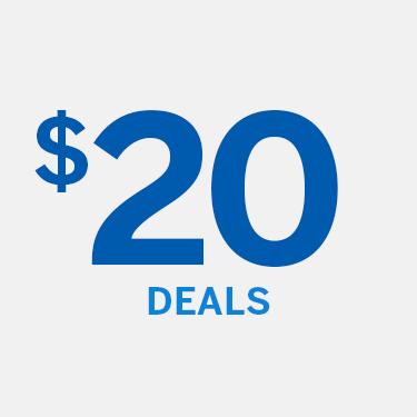 Shop 20 Dollar Deals